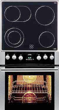 Kuchnia Elektryczna Z Płytą Ceramiczną Amica Bk0302