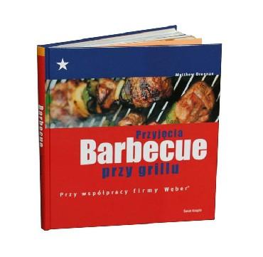 Książka Weber Książka Przyjęcia Barbecue przy grillu