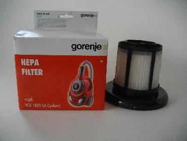 Filtr do odkurzacza Gorenje Filtr Hepa do VCK 1800 EA Cyclonic