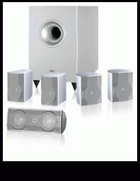 Zestaw głośników kina domowego Elac CINEMA 1 ESP III