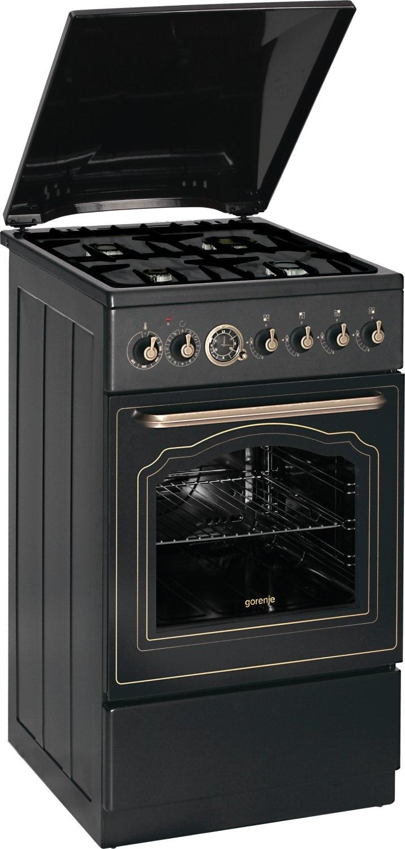 Kuchnia z płytą gazową Gorenje K 57 CLB1 retro   -> Kuchnia Gazowa Gorenje Opinie