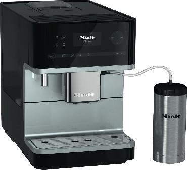 Ekspres ciśnieniowy do kawy Miele CM 6350 czarny