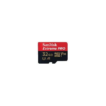 Karta pamięci SanDisk EXTREME PRO microSDHC 32GB 100/90 MB/s A1 C10 V30 UHS-I U3