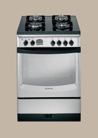 Kuchnia Elektryczna Z Płytą Gazową Hotpoint Ariston C 312s
