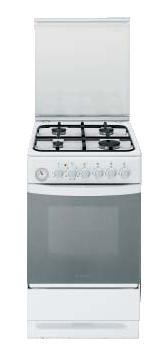 Kuchnia Elektryczna Z Płytą Gazową Hotpoint Ariston C 34s P4