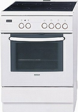Kuchnia Elektryczna Bosch Hsn892leu
