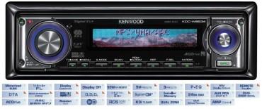 podłączyć dźwięk przestrzenny Kenwood
