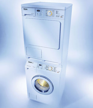 Łącznik pralki z suszarką Miele WTV 412