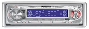 Odtwarzacz CD Panasonic CQ-C3300N