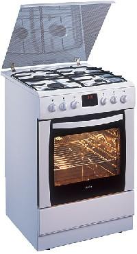 Kuchnia Elektryczna Z Plyta Gazowa Amica 601ge1 32zptayn W