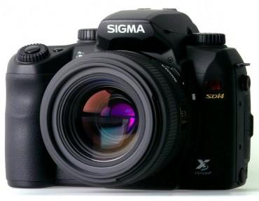 Lustrzanka cyfrowa Sigma SD14