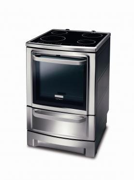 Kuchnia Elektryczna Z Płytą Indukcyjną Electrolux Ekd 60750x