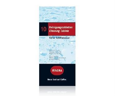 Tabletki czyszczące Nivona NIRT 701 10 sztuk