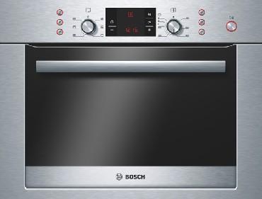 Topnotch Piekarnik kompaktowy z funkcją mikrofali Bosch HBC 84K553 KS49