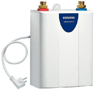 Przep�ywowy podgrzewacz wody Siemens DE04101