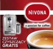 GRATIS zestaw czyszczący NIVONA