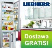 LIEBHERR - DOSTAWA GRATIS!