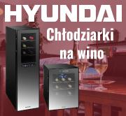 HYUNDAI - najlepsze chłodziarki na wino!