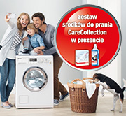 Zestaw CareCollection do pralki Miele