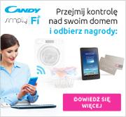 PROMOCJA CANDY SIMPLY-FI
