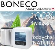 100% �wie�o�ci od AIR-O-SWISS i BONECO