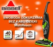 Bissell - SWOBODA ODKURZANIA BEZ KABLI