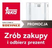 Kup baterie �azienkow� Teka i odbierz prezent!