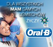 Dla wszystkich MAM samych u�miech�w �yczy Oral-B