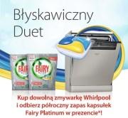 B�yskawiczny duet Whirlpool