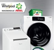 Pralka Whirlpool + kapsu�ki Ariel 3w1 GRATIS!
