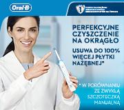 Oral-B PERFEKCYJNE CZYSZCZENIE NA OKR�G�O
