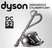 Dyson - odkurzacze bez kupna worków