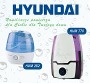HYUNDAI - najlepsze nawilżacze powietrza!