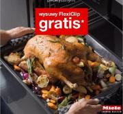 Piekarnik Miele + wysuwy FlexiClip w prezencie!