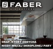Faber - Okap, który oddycha