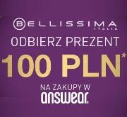 YOU ARE BELLISSIMA odbierz kod zniżkowy na 100zł