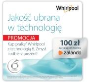Jakość ubrana w technologię Whirlpool