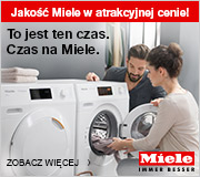 Zaufaj pralkom i suszarkom Miele