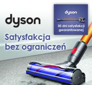 30 dni satysfakcji gwarantowanej od Dyson