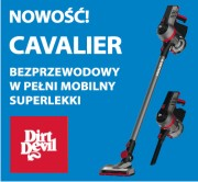 Cavalier - NOWOŚĆ - Dirt Devil