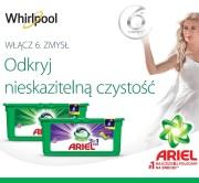 Odkryj nieskazitelną czystość Whirlpool
