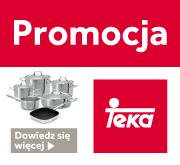 Kup produkty Teka i odbierz wyjątkowy prezent!