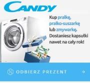 Kup Candy + zapas kapsułek nawet na cały rok!