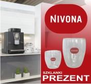 Ekspresy ciśnieniowe NIVONA z PREZENTEM !