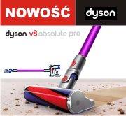 Dyson - Bez przewodu, Bez ograniczeń.