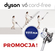Dyson v6 cord-free w super cenie!