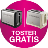 Kup 2 produkty Classico - toster GRATIS