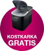 Kup lodówkę Retro - kostkarka GRATIS