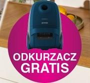 Kup piekarnik i płytę - odkurzacz GRATIS