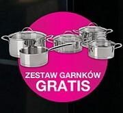 Kup dwa produkty Simplicity - garnki GRATIS